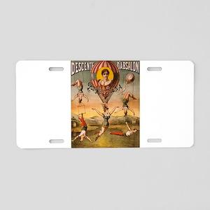 Vintage poster - Descente D Aluminum License Plate