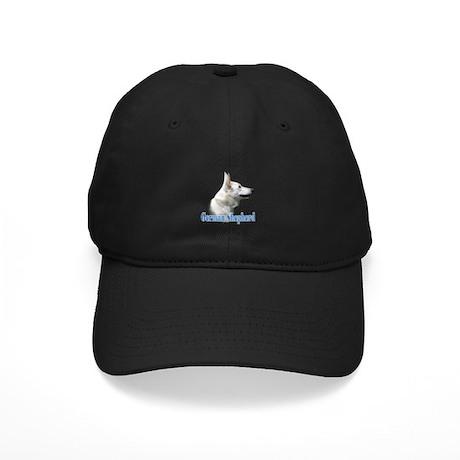 GSD(white)Name Black Cap