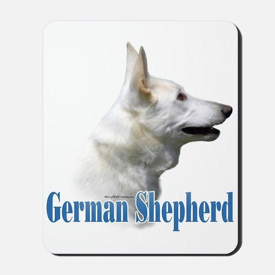 GSD(white)Name Mousepad