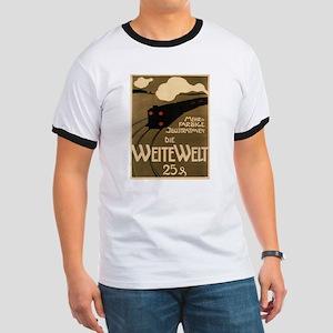 Vintage poster - Die Weite Welt T-Shirt