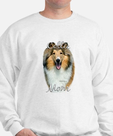 Collie Mom2 Sweatshirt