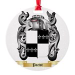 Pactot Round Ornament