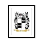 Pactot Framed Panel Print