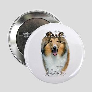 Collie Mom2 Button