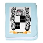 Pacquet baby blanket