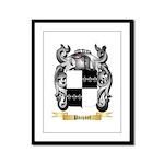 Pacquet Framed Panel Print