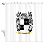 Pacquet Shower Curtain