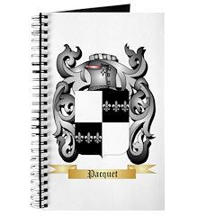Pacquet Journal