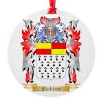 Packham Round Ornament