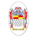 Packham Sticker (Oval)