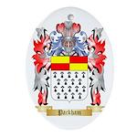 Packham Oval Ornament
