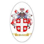 Packer Sticker (Oval 50 pk)