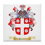 Packer Tile Coaster