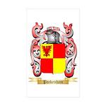 Packenham Sticker (Rectangle 50 pk)
