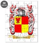 Packenham Puzzle