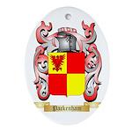 Packenham Oval Ornament