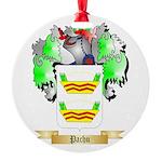 Pachu Round Ornament