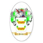 Pachu Sticker (Oval 50 pk)