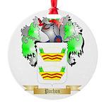 Pachon Round Ornament