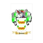 Pacheco Sticker (Rectangle 50 pk)
