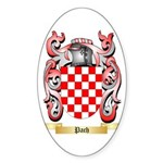 Pach Sticker (Oval 10 pk)
