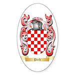 Pach Sticker (Oval 50 pk)
