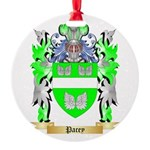 Pacey Round Ornament