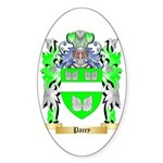 Pacey Sticker (Oval)
