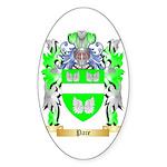 Pace Sticker (Oval 50 pk)