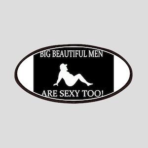 Big Beautiful Men Sexy Patch
