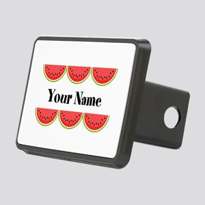 Watermelons Personalized Hitch Cover