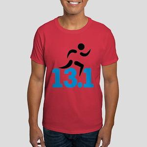 Half marathon 13.1 miles Dark T-Shirt