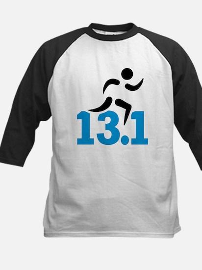 Half marathon 13.1 miles Kids Baseball Jersey