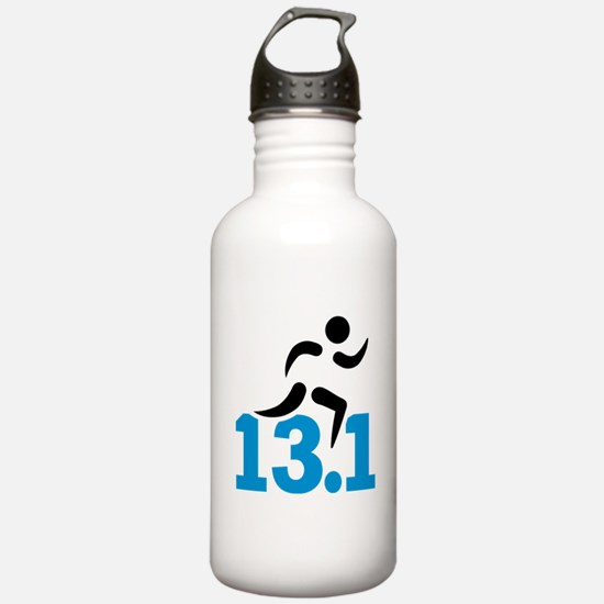 Half marathon 13.1 mil Water Bottle