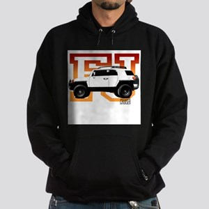 FJ Cruiser Red-Orange Sweatshirt