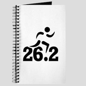 26.2 miles marathon Journal