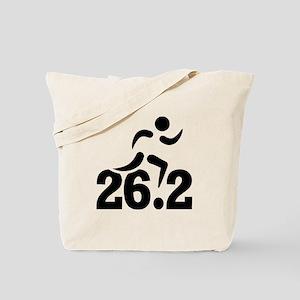 26.2 miles marathon Tote Bag