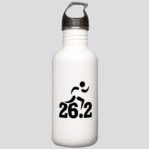 26.2 miles marathon Stainless Water Bottle 1.0L