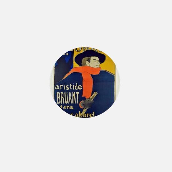 Vintage poster - El Dorado Mini Button