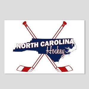 North Carolina Hockey Postcards (Package of 8)