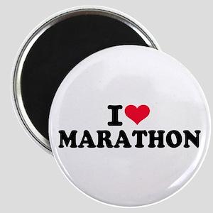 I love Marathon Magnet