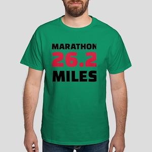 Marathon 26 miles Dark T-Shirt