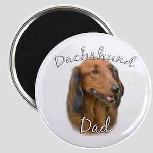 Dachshund Dad2 Magnet