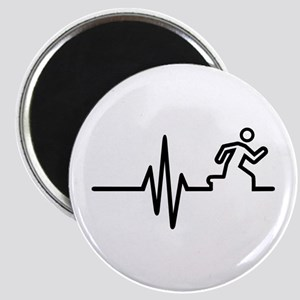 Runner frequency Magnet