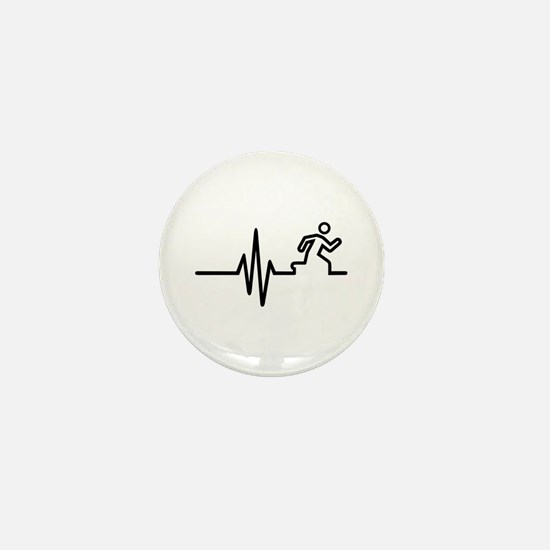 Runner frequency Mini Button
