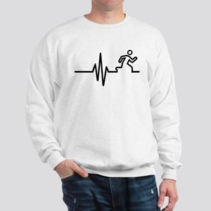 Runner frequency Sweatshirt