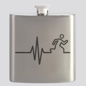 Runner frequency Flask