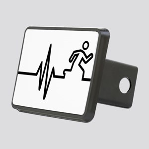 Runner frequency Rectangular Hitch Cover