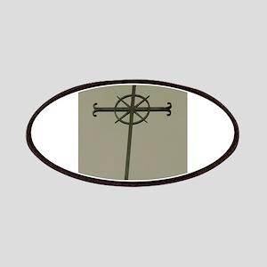 cross catholic church Patch