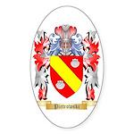 Pietrowski Sticker (Oval 10 pk)